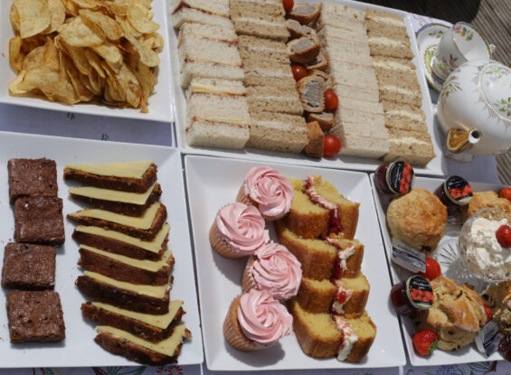 Party Catering | Vintage Bakes, Ulverston, Cumbria
