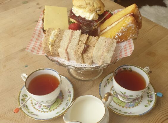 Afternoon Tea Ulverston - Delivered to Your Door | Vintage Bakes
